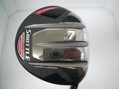 MARUMAN Shuttle i4000AR #7 7W Loft-21 R-flex Fairway wood Golf Clubs