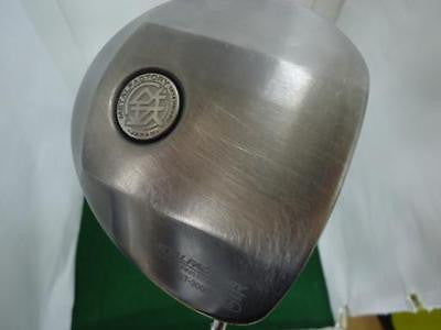 "ASAHI ""鉄"" METAL FACTORY GT-3000 9.5deg S-FLEX DRIVER 1W Golf Clubs Crazy shaft"