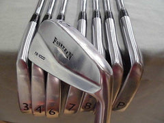 Fourteen TB-1000 Forged 8pc S-Flex  IRONS SET Golf Clubs