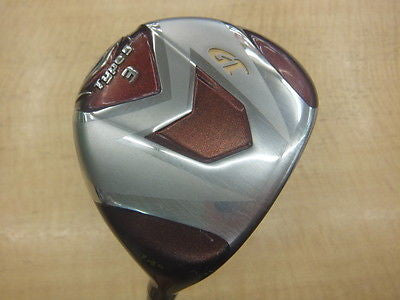 SEIKO S-YARD GT Type-S 3W Loft-14 S-flex Fairway wood Golf Clubs