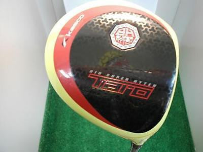 2015model KASCO BIG SUPER HYTEN Taro Yellow Loft-9 S-flex Driver 1W Golf Club