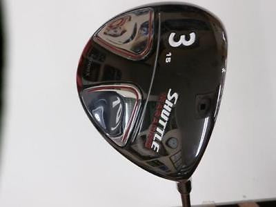 MARUMAN Shuttle i4000X #3 3W Loft-15 R-flex Fairway wood Golf Clubs