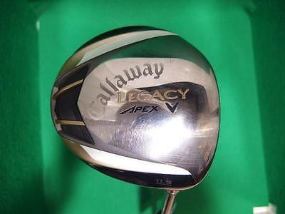 2012 CALLAWAY LEGACY APEX i-Mix 11.5deg R-FLEX DRIVER 1W Golf Club