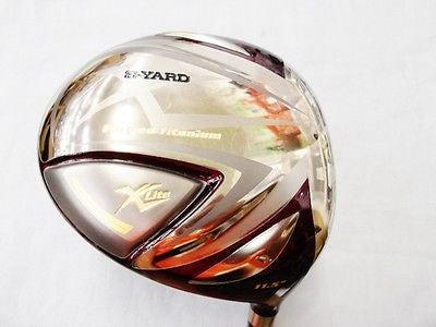 2011model SEIKO S-YARD X-Lite 11.5deg R-FLEX DRIVER 1W Golf Clubs