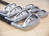 MARUMAN Conductor AD460 7pc N.S.PRO R-flex IRONS SET Golf Clubs Excellent