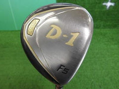 2012model Ryoma D-1 F5 5W Flex-R Loft-18 Fairway WoodGolf Clubs