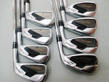 CALLAWAY Legacy Forged steel 8pc 3I-PW R-flex IRONS SET Golf Clubs
