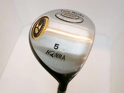 HONMA Twin Marks 808RF 2star #5 5W Loft-18 R-flex Fairway wood Golf Clubs
