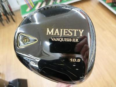 MARUMAN MAJESTY VANQUISH-XR 2014model Loft-10.5 R-flex Driver 1W Golf Clubs