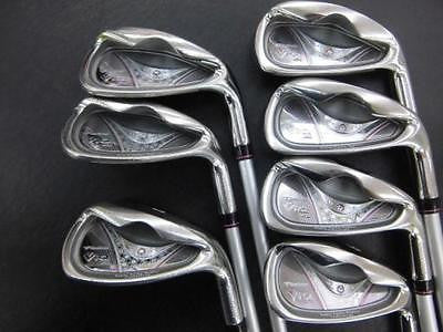 BRIDGESTONE Tour Stage V-iQ CL 2012 7pc Ladies L-Flex IRONS SET Golf Clubs