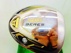 3STAR HONMA 2014model BERES S-03 10.5deg SR-FLEX DRIVER 1W Golf Clubs