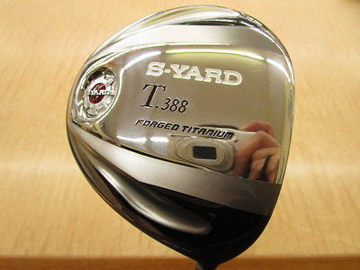 Design by EPON 2013 S-YARD T.388 10.5deg S-FLEX DRIVER 1W Golf Clubs