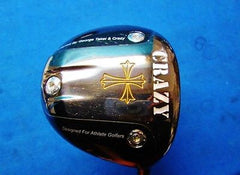 CRAZY CRZ-450 9.5deg S-FLEX DRIVER 1W Golf Clubs
