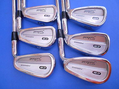 Titleist CB 710 Japan Model 6pc NSPRO shaft S-flex IRONS SET Golf Clubs JP