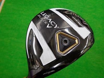 CALLAWAY LEGACY BLACK 2013 3W Loft-15 S-flex Fairway wood Golf Clubs