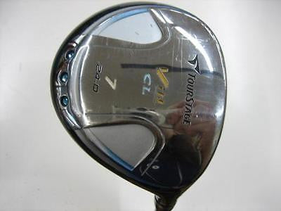 BRIDGESTONE Tour Stage V-iQ CL 2008 Blue Ladies 7W L-Flex Fairway Wood Golf
