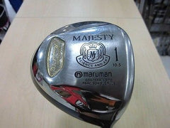 MARUMAN MAJESTY ROYAL-VQ Loft-10.5 R-flex Driver 1W Golf Clubs