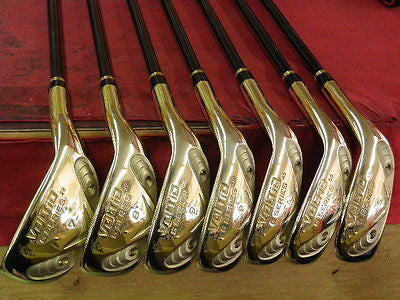 KATANA GOLF VOLTiO G SERIES 2012model 7pc R-flex IRONS SET Golf Clubs
