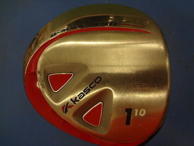 KASCO D-MAX 450 Loft-10 S-flex Driver 1W Golf Club