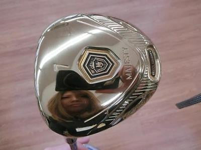 MARUMAN MAJESTY PRESTIGIO Gold Premium Left-handed 7W Loft23 R-flex Fairway wood