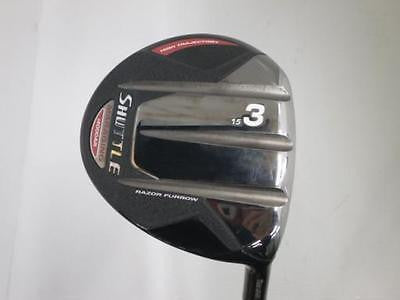MARUMAN Shuttle i4000AR #3 3W Loft-15 S-flex Fairway wood Golf Clubs