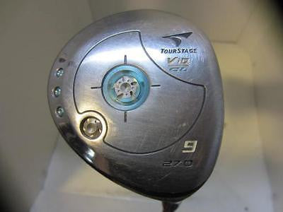 BRIDGESTONE Tour Stage V-iQ CL 2006 Ladies 9W L-Flex Fairway Wood Golf Clubs