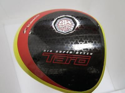2015model KASCO BIG SUPER HYTEN Taro Yellow Loft-10.5 R-flex Driver 1W Golf Club
