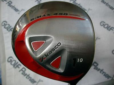 KASCO D-MAX 450 Loft-10 R-flex Driver 1W Golf Club