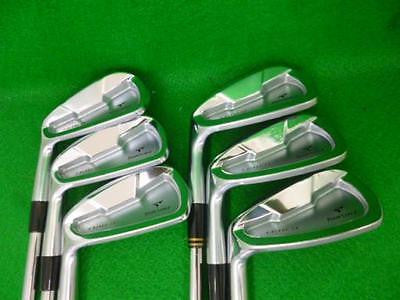 Left-handed Bridgestone Tour Stage X-Blade CB 6pc R-flex IRONS SET Golf Clubs