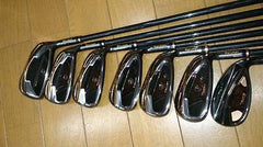 2013model MARUMAN Majesty Royal-LV 7pc SR-flex IRONS SET Golf Clubs
