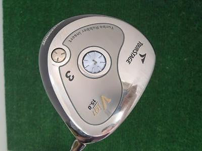 BRIDGESTONE Tour Stage V-iQ 3W S-Flex Fairway Wood Golf Clubs