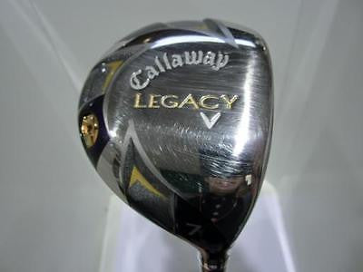 CALLAWAY LEGACY 2012 7W S-flex Fairway wood Golf Clubs