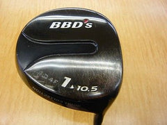 RC ROYAL COLLECTION BBD s 104F Loft-10.5 S-Flex Driver 1W Golf Clubs
