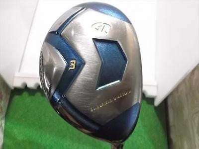 SEIKO S-YARD GT 3W Loft-15 S-flex Fairway wood Golf Clubs