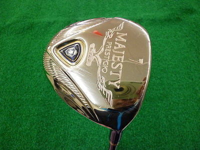 MARUMAN MAJESTY PRESTIGIO Gold Premium 7W Loft-22 R-flex Fairway wood Golf