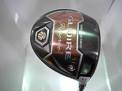 2013 Taylor Made GLOIRE Reserve Japan Model 9.5deg S-FLEX DRIVER 1W Golf JP