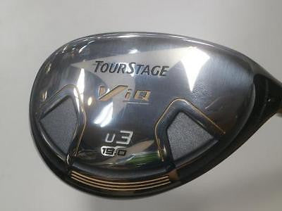 BRIDGESTONE Tour Stage V-iQ 2008 U3 R-Flex Utility Hybrid Golf Clubs
