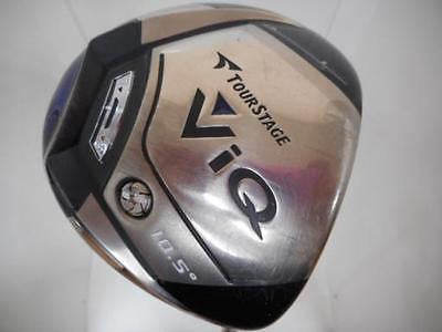 BRIDGESTONE Tour Stage V-iQ 2012 10.5 R-Flex DRIVER 1W ViQ Golf Clubs