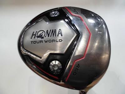 HONMA TOUR WORLD TW717 460 2013model 10.5deg X-FLEX DRIVER 1W Golf Clubs