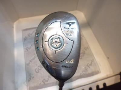 BRIDGESTONE Tour Stage V-iQ CL 2006 Ladies U4 A-Flex Utility Hybrid Golf