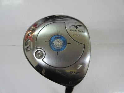 BRIDGESTONE Tour Stage V-iQ 2006 7W S-Flex Fairway Wood Golf Clubs