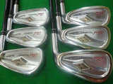 Macgregor Red TOURNEY 6pc SR-Flex IRONS SET Golf Clubs