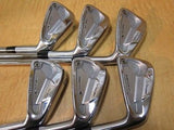 YAMAHA INPRESX V Forged Tour Model 6pc S-flex IRONS SET inpres X Golf Clubs