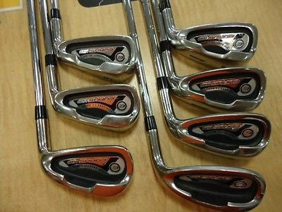MIZUNO EURUS  7pc S-flex IRONS SET Golf Clubs