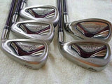DAIWA globeride GⅢ 2011 Ladies Womens 5pc L-Flex  IRONS SET Golf Clubs Excellent