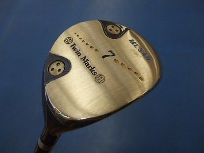 HONMA Twin Marks ML340 Ladies Womens #7 7W Loft-24 L-flex Fairway wood