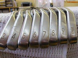 MARUMAN TITUS X-1 8pc R-flex IRONS SET Golf Clubs