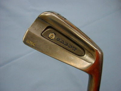 Mizuno Grand Monarch GMC Royal Cresta 8pc R-flex IRONS SETGolf Clubs very Rare!!