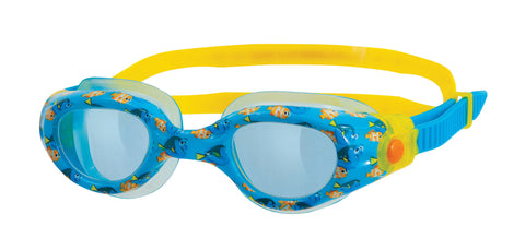 Printed Dory and Nemo Junior Swimming Goggles