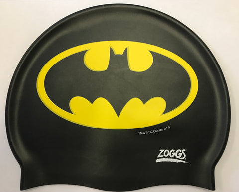 DC Batman swim cap